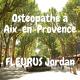 Ostéopathe aix en provence